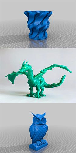 Free STL files the best 50 sites to download 3D printable