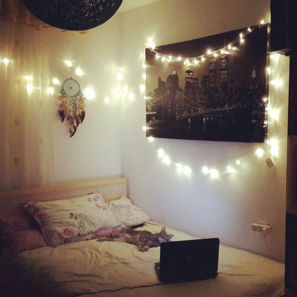 Tumblr room bedroom pinterest para el hogar for Habitaciones tumblr ideas