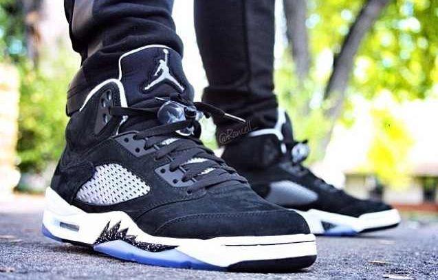 Oreos Jordan Fives Sneakers Jordans Air Jordans
