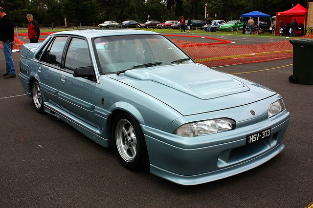 WALKINSHAW VL COMMODORE | Cool things | Aussie muscle cars