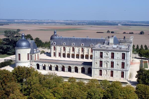 Chateau D Oiron 79 Villen Franzosische Schlosser Aristokratisch