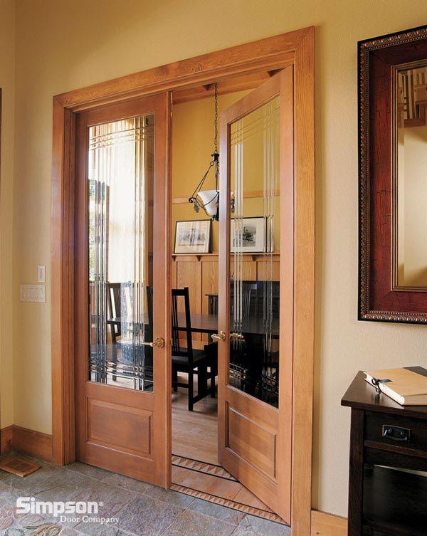 Simpson Interior Door Crystal View 174 8 0 Quot 1569 French