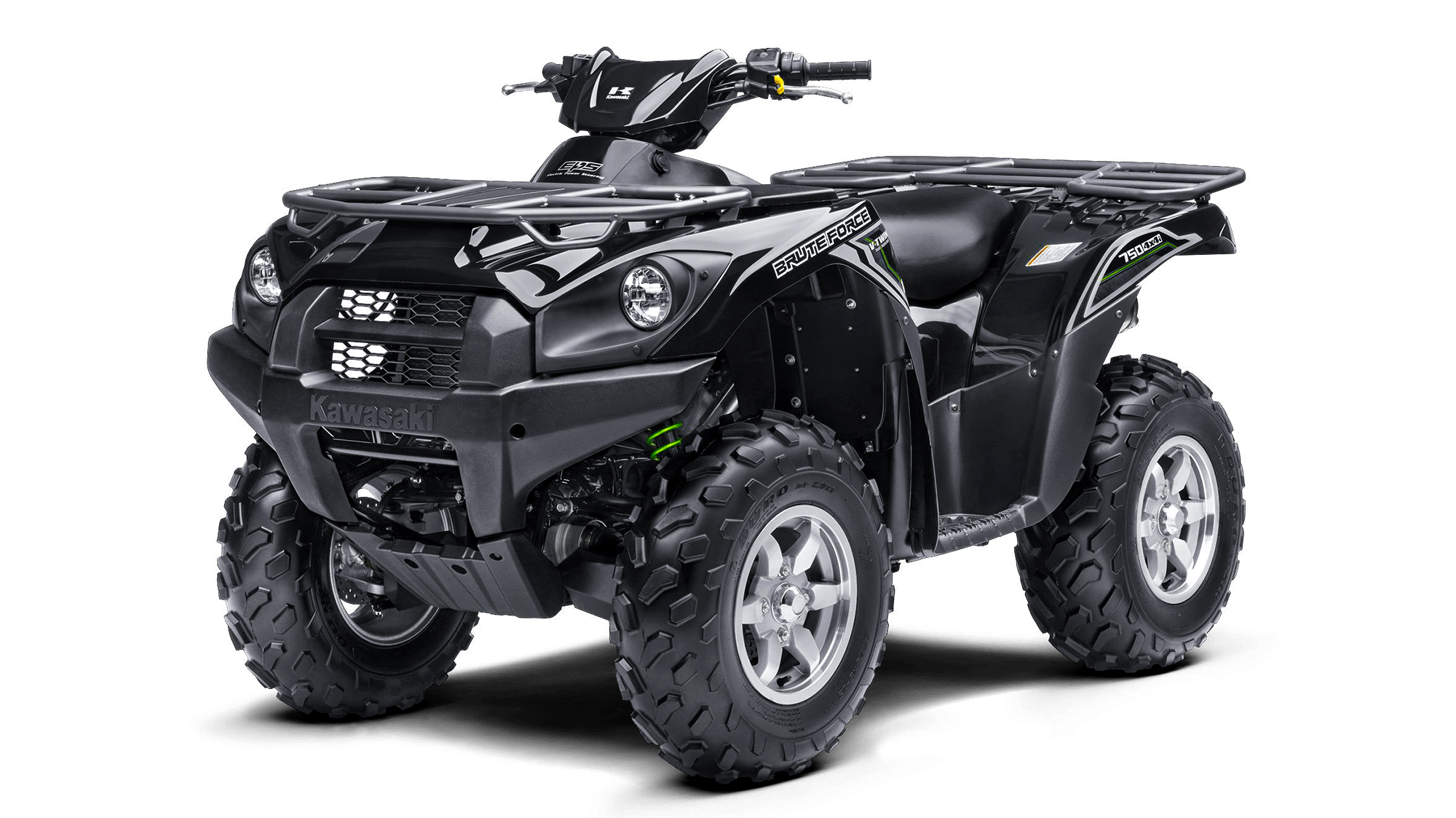 2015 Brute Force 750 4x4i Eps Sport Utility Atv By Kawasaki 2006 Yamaha Rhino 450 Rear Brake Diagram On Piston Caliper Atvs Brochures
