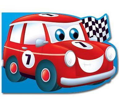 Slick The Racer Chunky Book