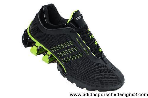 Adidas Porsche Design S2 P5000 Mens BOUNCE S2 Golf Shoe Black ... 8b7c669c3