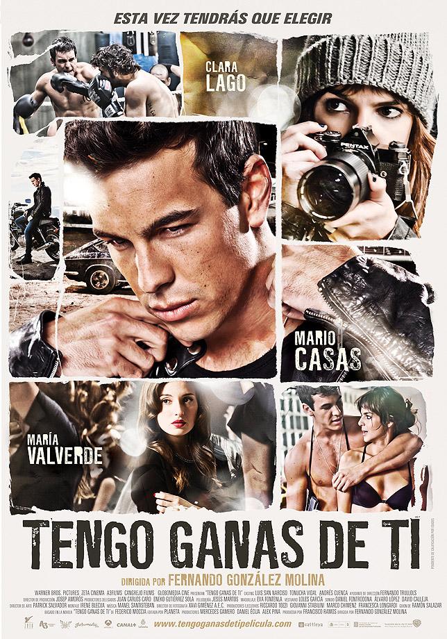 Tengo Ganas De Ti 2012 Free Online Movie Streaming Spanish Movies Streaming Movies