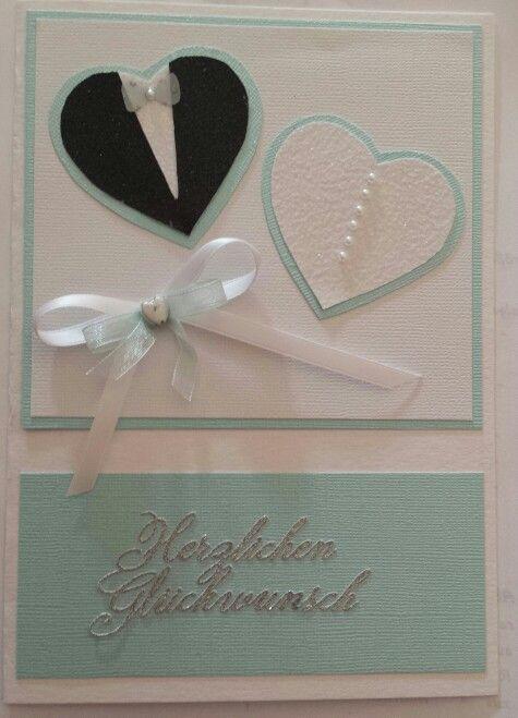 Hochzeitskarte!