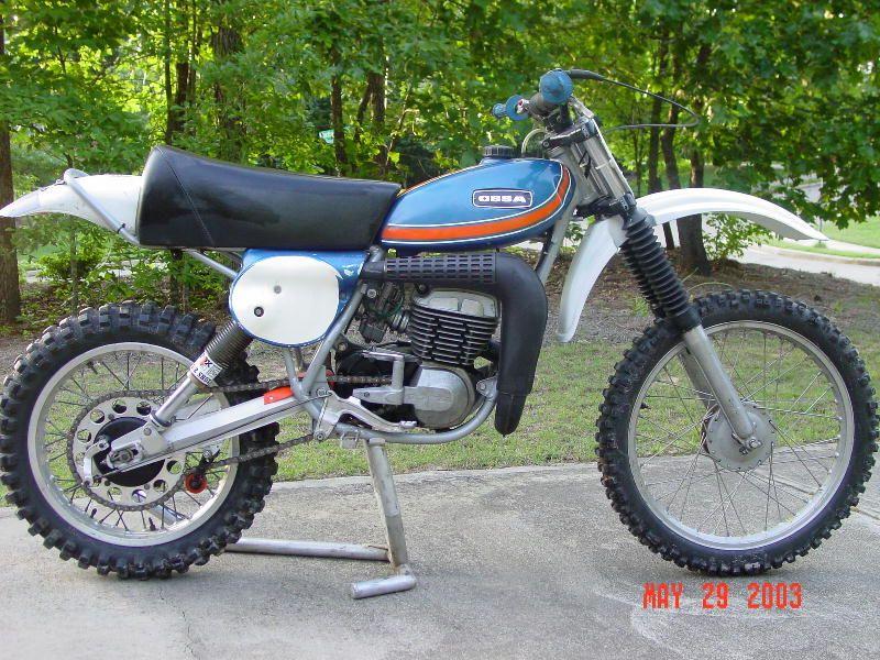 Ossa Motorcycles By Mats Nyberg Vintage Motocross Enduro Motorcycle Motocross Bikes