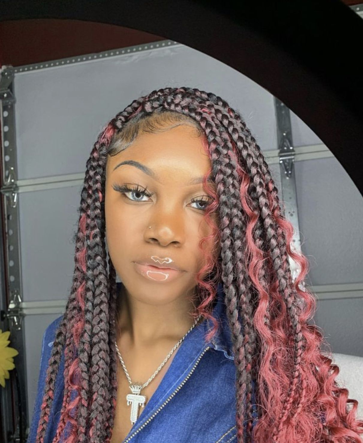 Pin By  On Clear Skin In 2020  Braided Hairstyles -4410