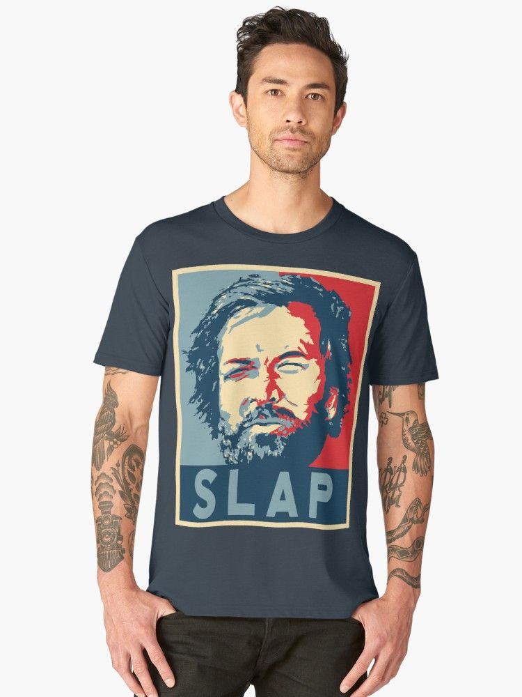 Hope To Slap Bud Spencer T Shirt Vintage 1984 Smacking