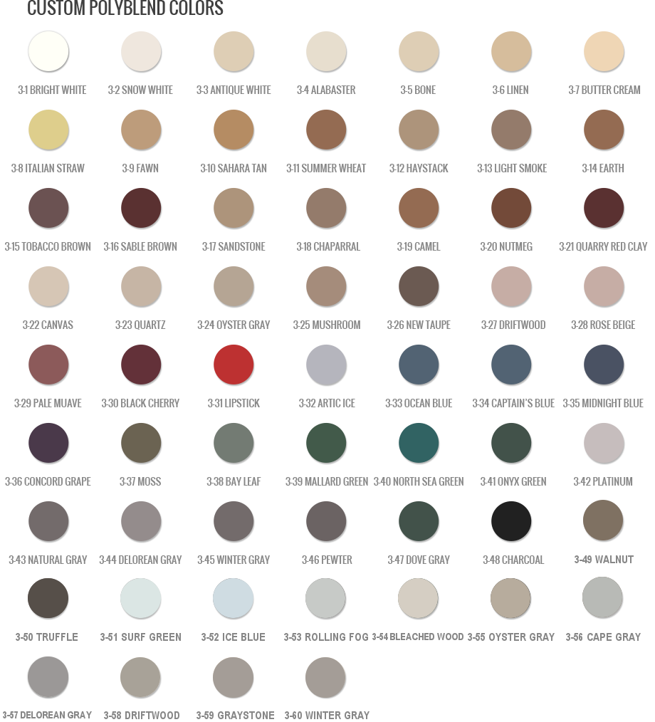 Grout color matching color chart by grout shield bathroom grout color matching color chart by grout shield nvjuhfo Choice Image