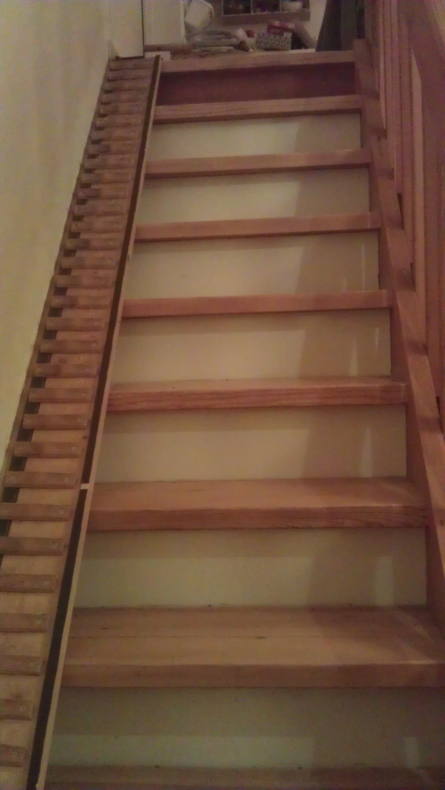Homemade Stairs For Dachshunds On The Left Pet Care
