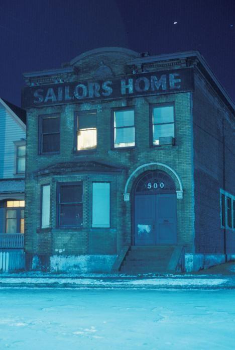 Sailors Home, Alexander Street. 1973