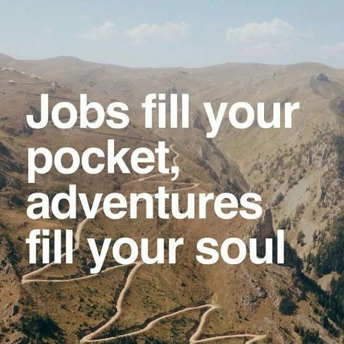 Waiting on our next Family and my Solo trip like. The...  Instagram travelquote