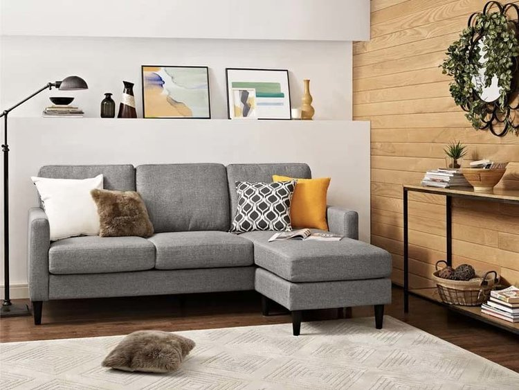 Here's how I outfitted my first apartment for less than