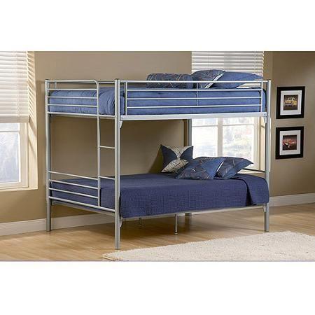 Home Full size bunk beds, Bunk bed mattress, Metal bunk beds