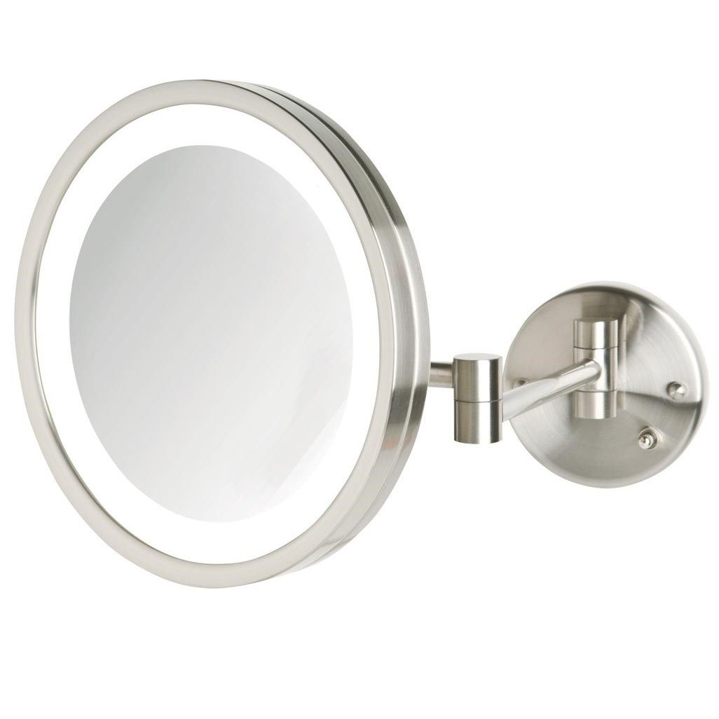 Jerdon lighted wall mount mirror httpdrrw pinterest wall jerdon lighted wall mount mirror aloadofball Image collections