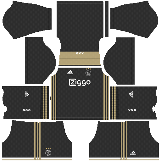 Dream League Soccer Kits Afc Ajax 2018 19 Kit Logo Url Soccer Kits Afc Ajax Soccer