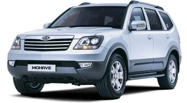 Kia Mohave Car Rental Suv Car Kia