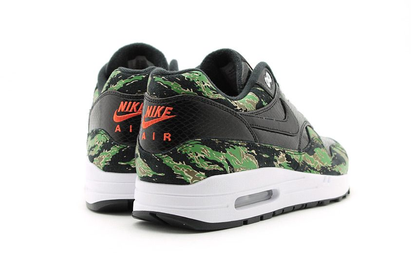 huge selection of dcd65 86bb1 atmos x Nike Air Max 1 PRM Camo Animal Pack