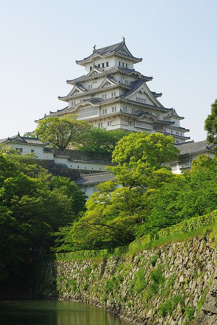 Himeji Castle (World Cultural Heritage), Japan