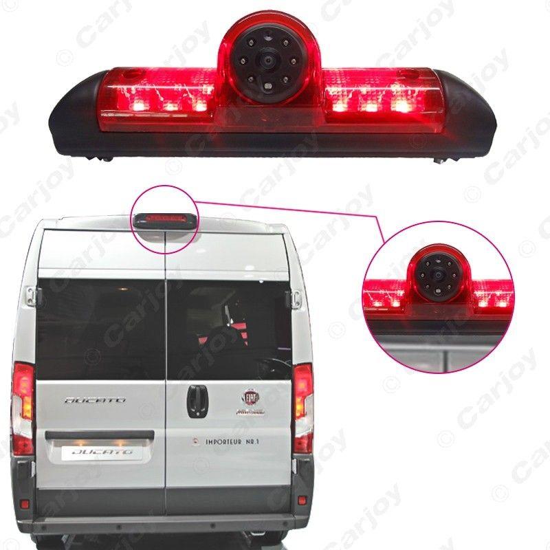 Free Shipping Rear View Brake Light Camera For Fiat Ducato