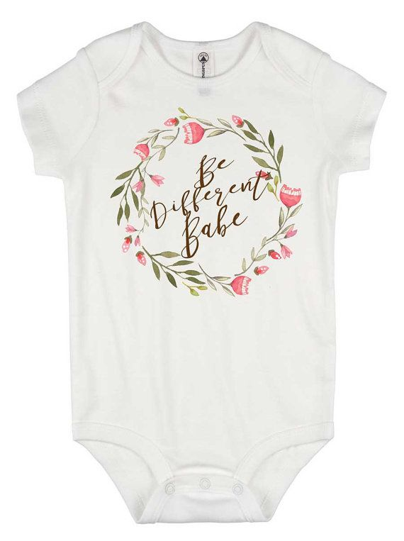 Baby gift be different babe going home outfit inspirational baby gift be different babe going home outfit inspirational baby shirt shower negle Gallery