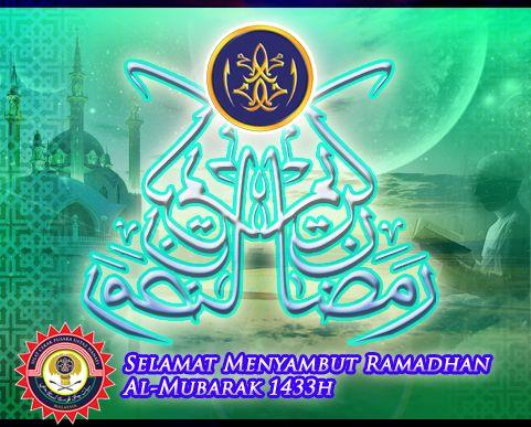 Selamat Menyambut bulan Ramadan.