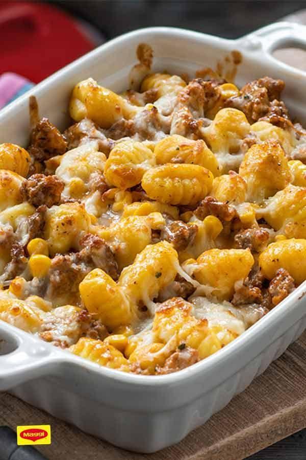 Schnelle Gnocchi mit Ricotta-Spinat-Sauce  – Kartoffeln & Klösse