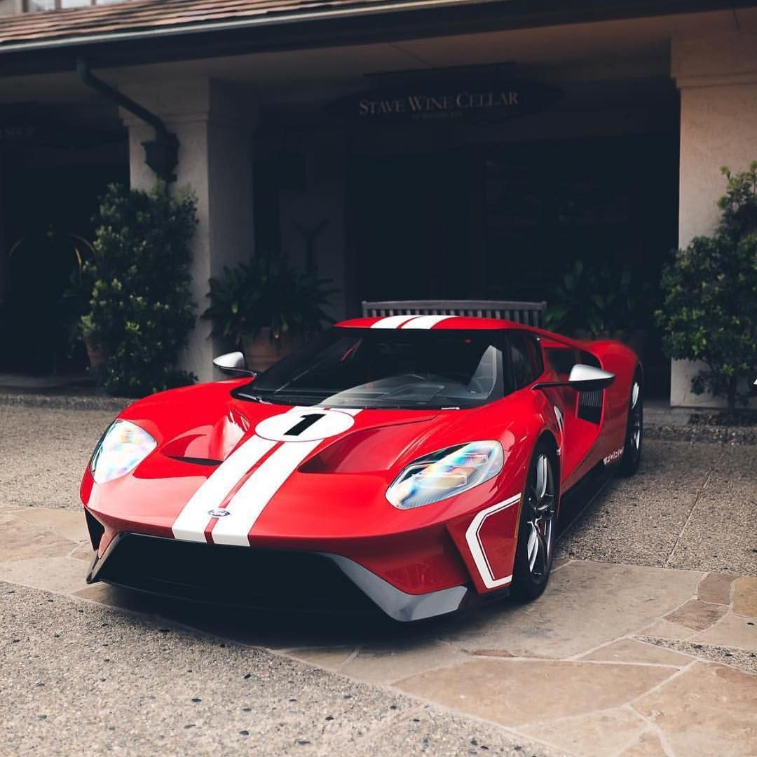 Ford Gt Ford Gt Classic Cars Super Cars