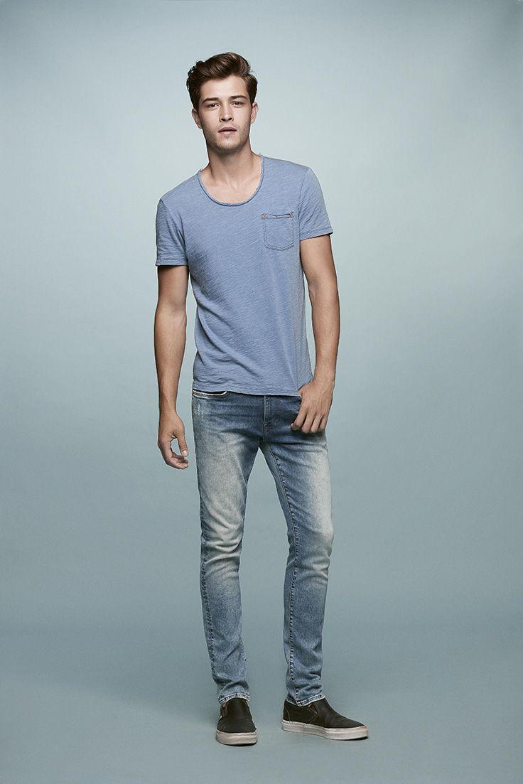 Mavi James regular-rise skinny jeans  048535f0c