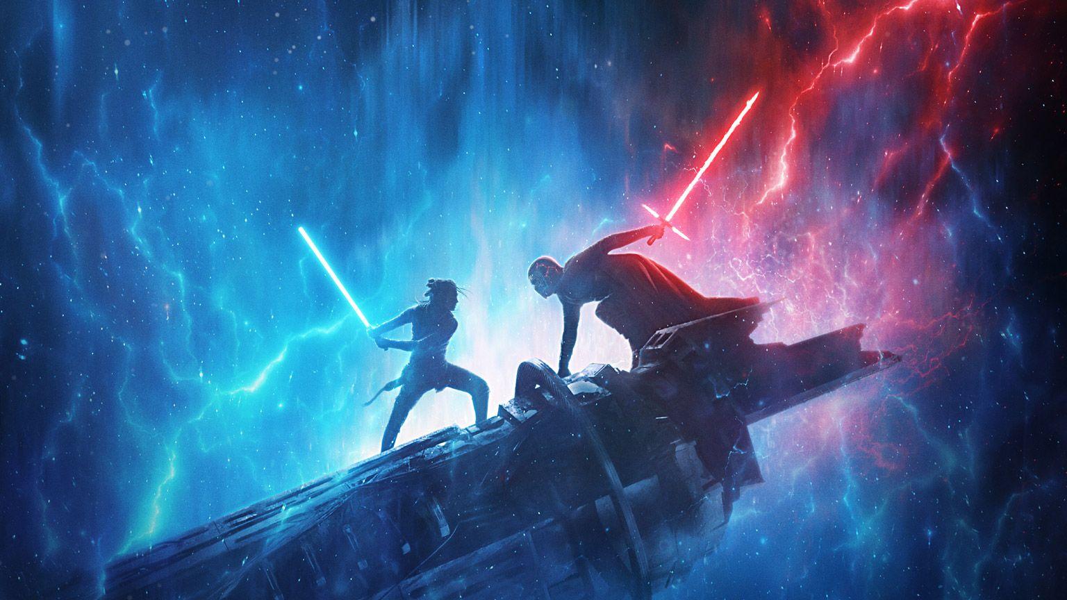 Star Wars The Rise Of Skywalker D23 Special Look Trailer Star Wars Wallpaper Star Wars Movie Star Wars Film