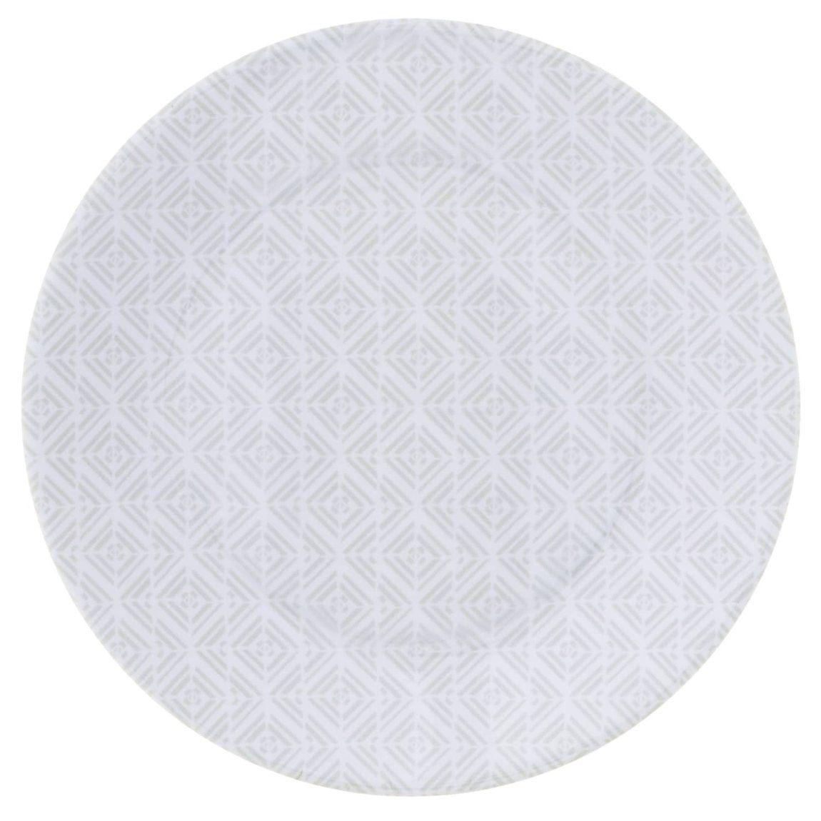 Boho Picnic Plate Grey Picnic Essentials B M Stores In