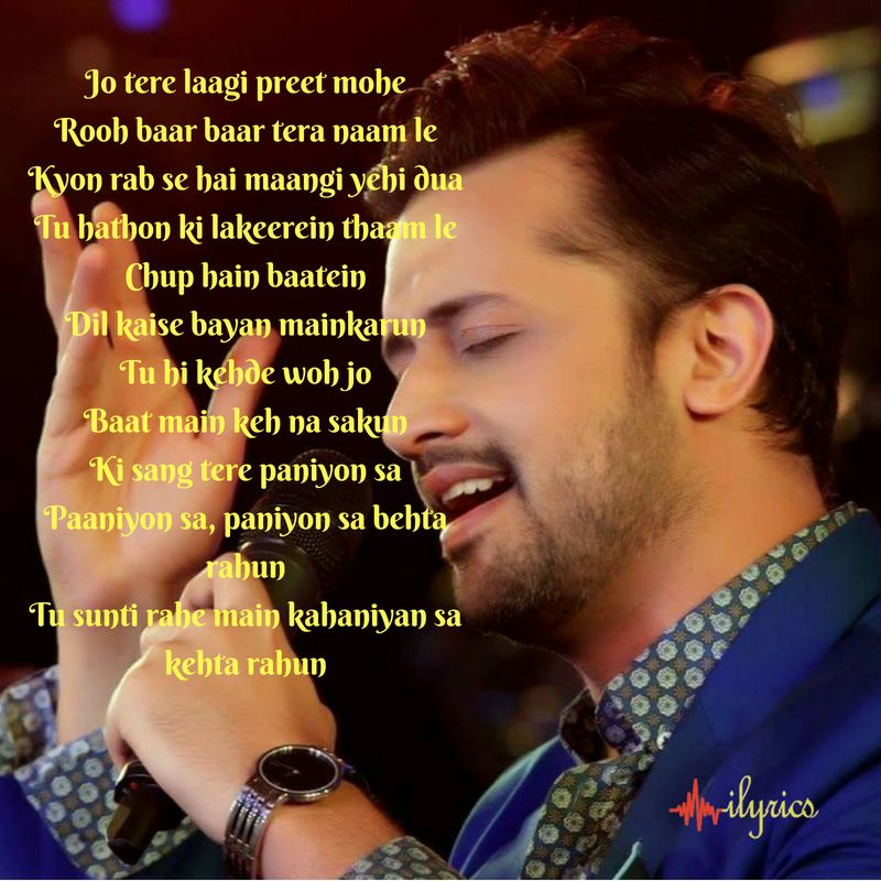 Pin On Atif Aslam