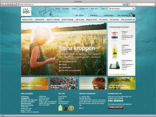 Front Page Design Presented And Agreed Upon By The Client Front Page Design Unique Website Design Web Design