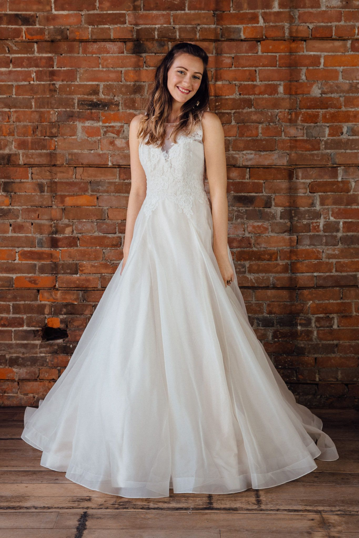 Violet Wedding Gown, Flourish Collection by Lea-Ann Belter Bridal ...