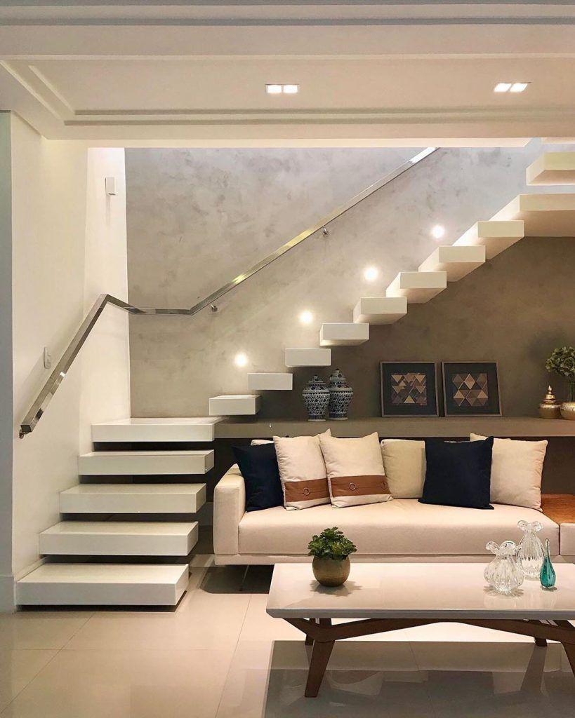 34+ Decoracion de salas con escaleras ideas in 2021