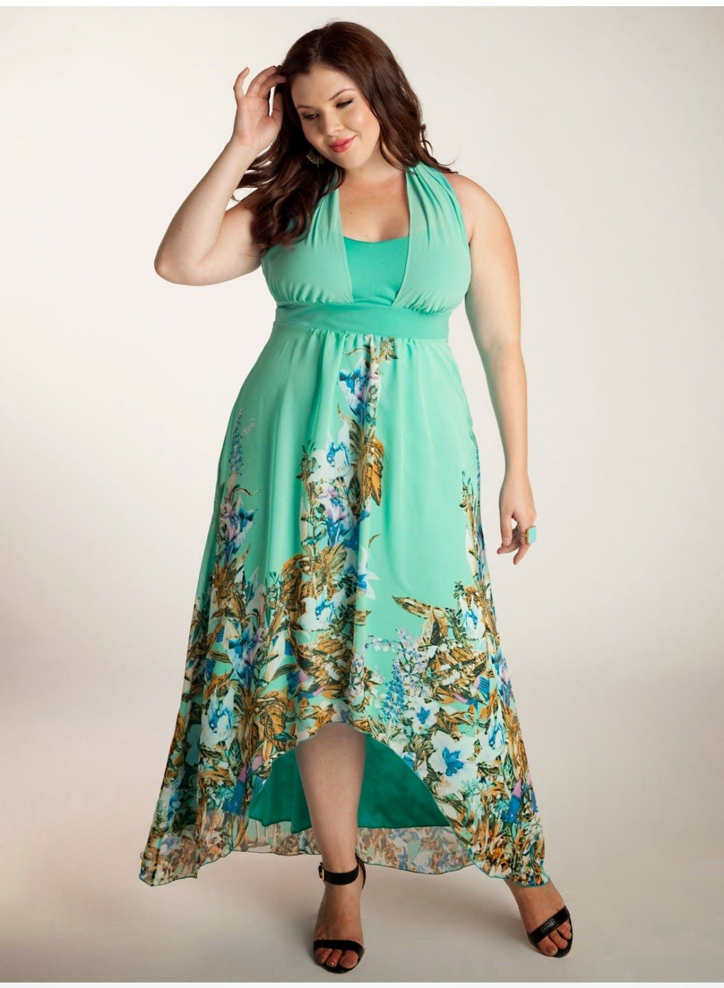 Plus Size Clothing For Spring You Are Guaranteed To Love Mint Maxi Dresses Plus Size Maxi Dresses Curvy Girl Fashion [ 1440 x 1056 Pixel ]