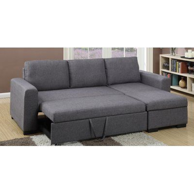 Caswell 114 Right Hand Facing Sleeper Sectional Sectional Sleeper Sofa Sectional Sofa Sectional Sofa With Chaise