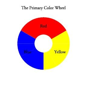 how to make brown color from primary colors