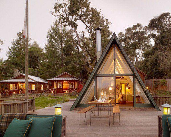 A Frame Cabin Design Modern Tiny House Ideas A Frame House A