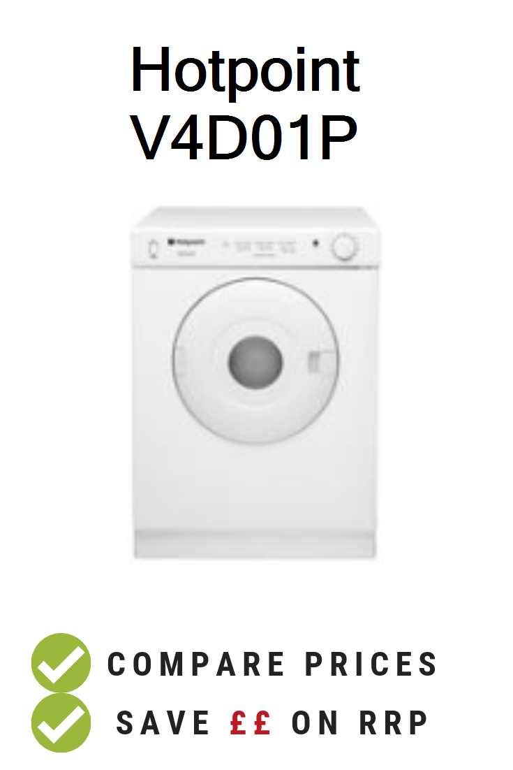 Hotpoint V4d01p Uk Prices Tumble Dryers