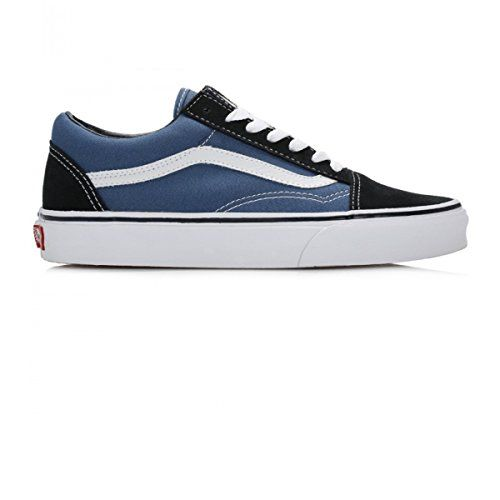 Vans Old Skool Classic Canvas Baskets Basses Mixte Adulte