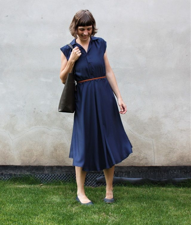 Penny Dress Around The World - Sew over it | Sewing Clothes ...