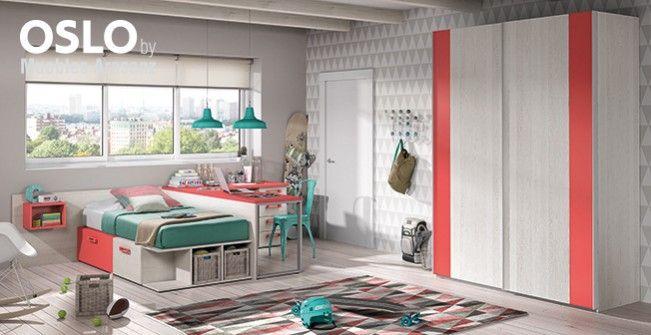 ▷ Muebles y Dormitorios Juveniles Baratos | Muebles Intermobel®