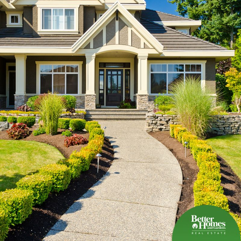 We Like This Winding Walkway Don T You Front Yard 400 x 300