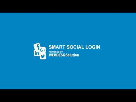 Shopify Smart Social Login App - (More Info on: http://LIFEWAYSVILLAGE.COM/videos/shopify-smart-social-login-app/)