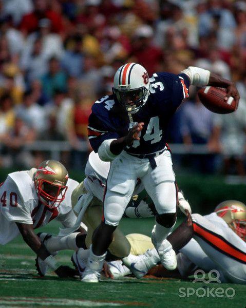 Under Contruction Bo Jackson Auburn Football College Football Teams