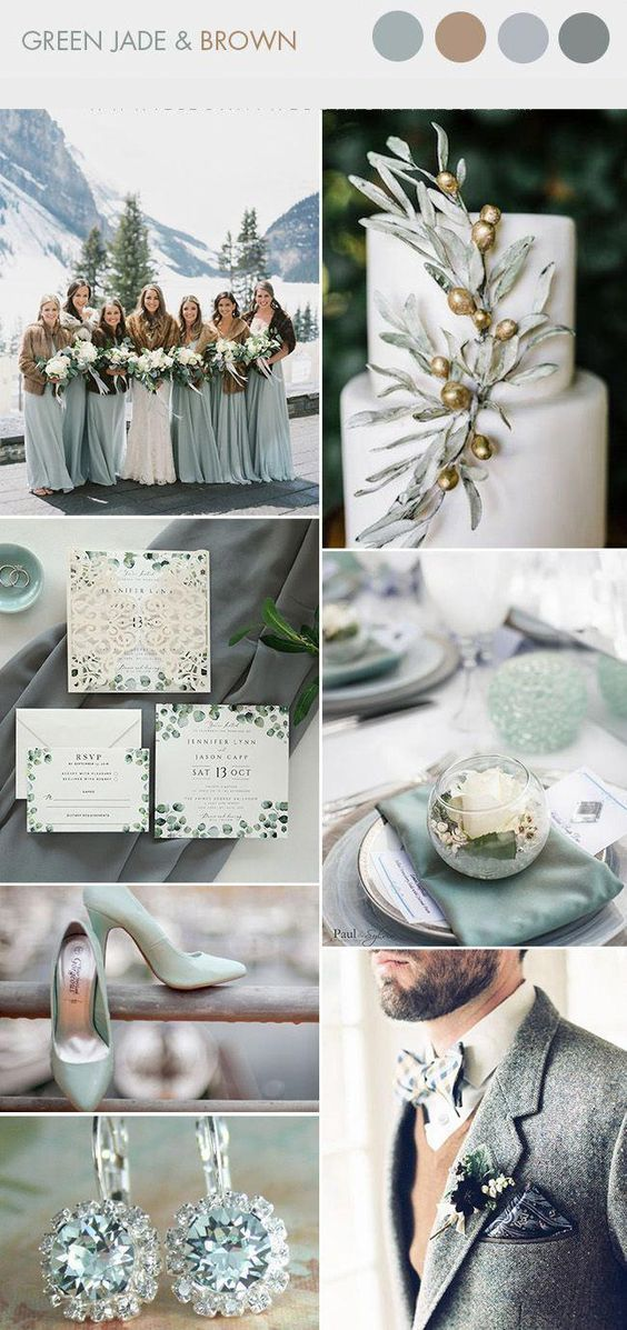 Winter Wedding Ideas That Will Dazzle Your Guests Couleur