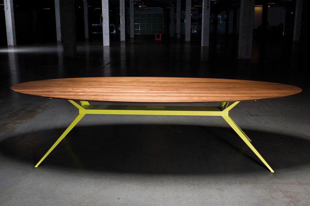 Rvs ovale tafel google zoeken ovale tafels pinterest for Ovale tafel